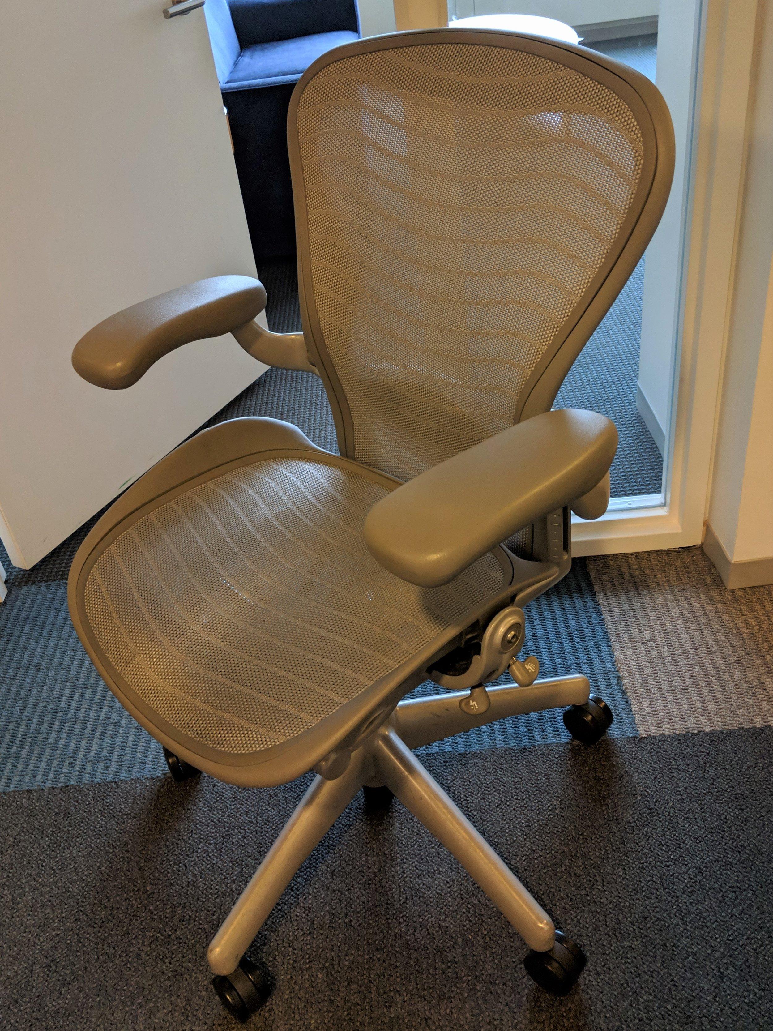 Herman Miller Aeron - Grey with weave.jpg