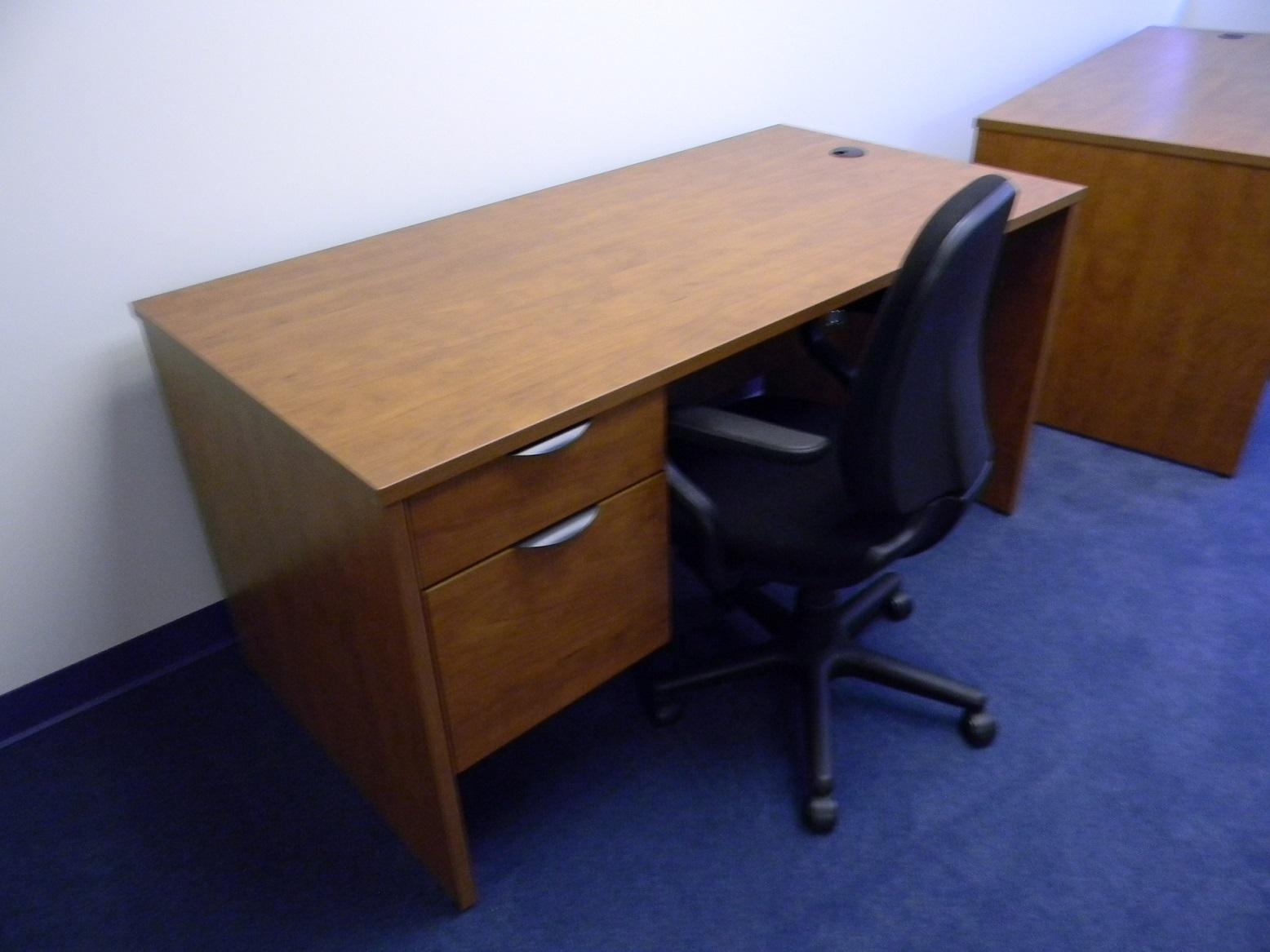 Simple desk.
