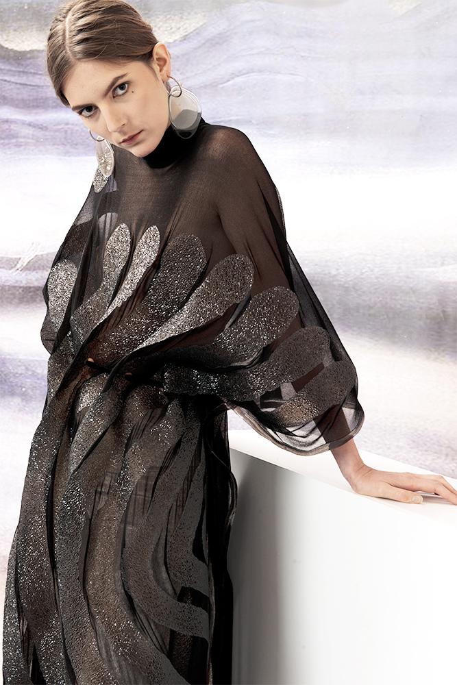 Vanessa Schindler, gagnante du Prix Mode, crédit : Vogue.
