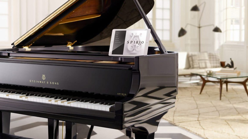 Crédit : Steinway & Sons.