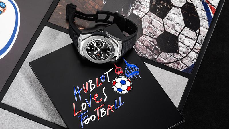Hublot : Big Bang Referee Fifa World Cup Russia