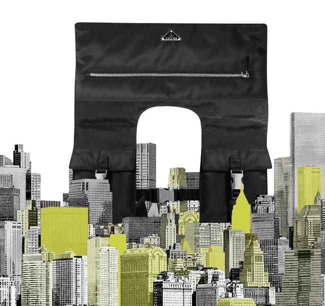 Le sac imaginé par Elizabeth Diller pour Prada