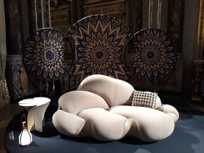 Le paravent Zanellato/Bortotto pour Louis Vuitton