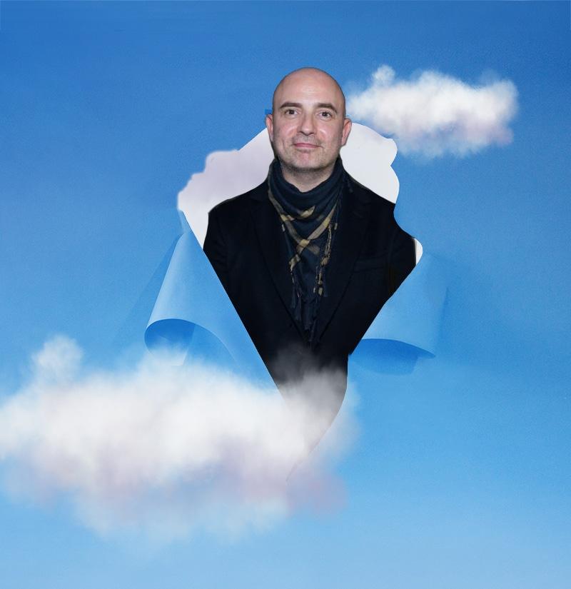 Cédric Dauch - directeur de la communication de Byredo