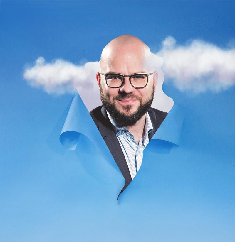 Thomas Jamet - PDG d'IPG Mediabrands France
