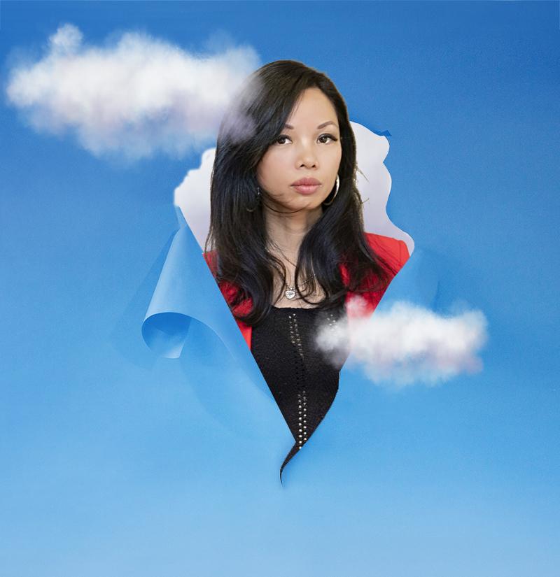 Yuan Zou - directrice du développement Europe de l'agence digitale chinoise Hylink