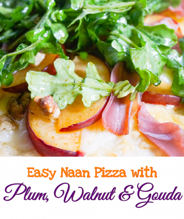 Grownup Pizza! Easy to make and pairs great with a glass of red wine!