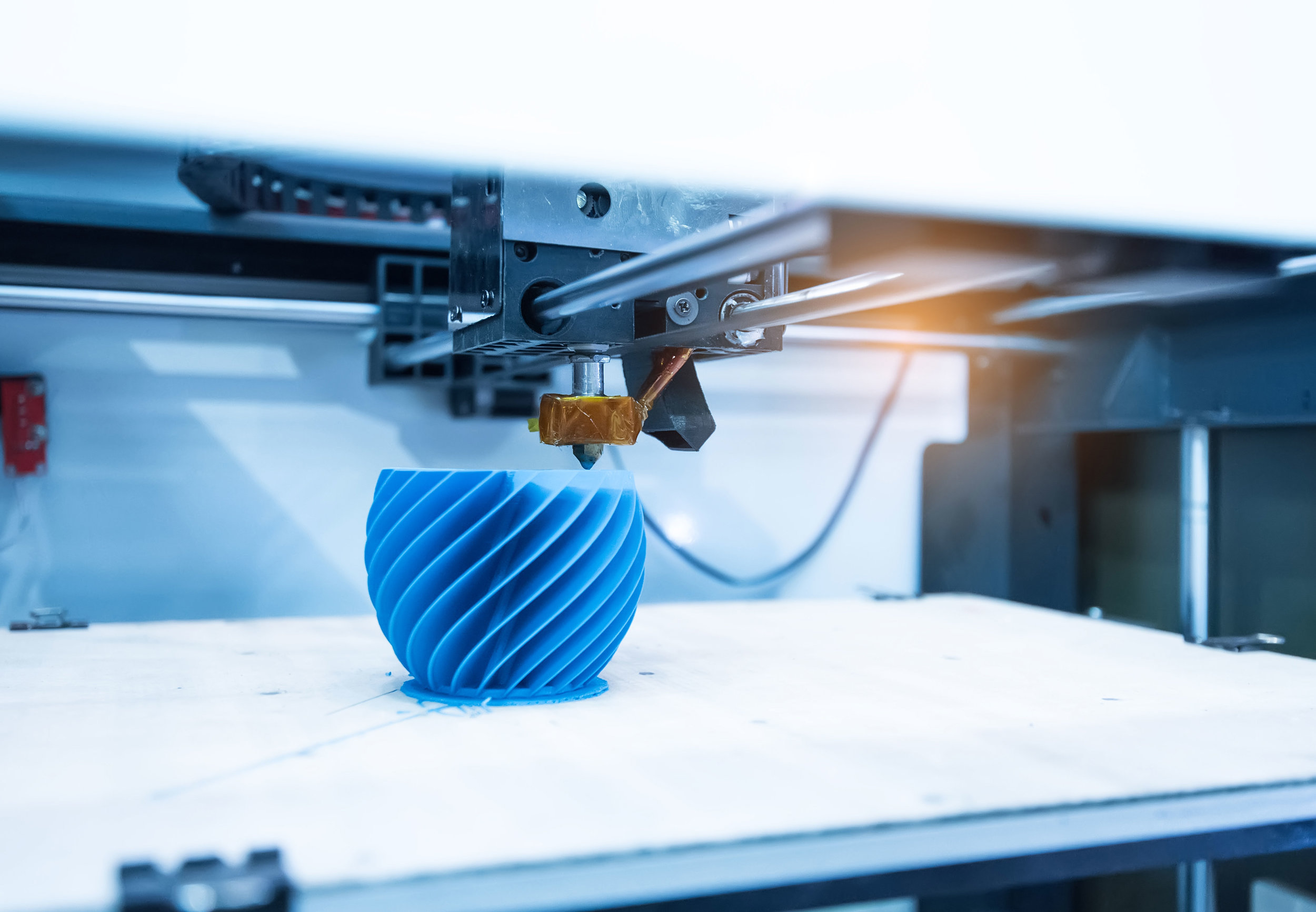 No printer?No Problem! - We offer 3D printing services to bring your models into reality