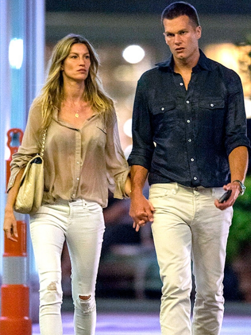 A NFL Quarterback and a world famous Supermodel. Same diet principles. Yeah, I'm not wrapping my head around that one just yet.