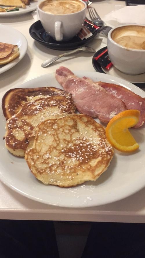 Mmm... Pancakes