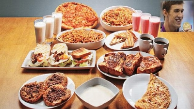 Is this what 12,000 calories looks like?
