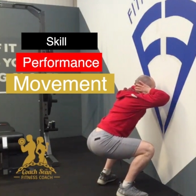 Performance Pyramid: Movement is the foundation. We need stability and mobility in the right areas before we can advance