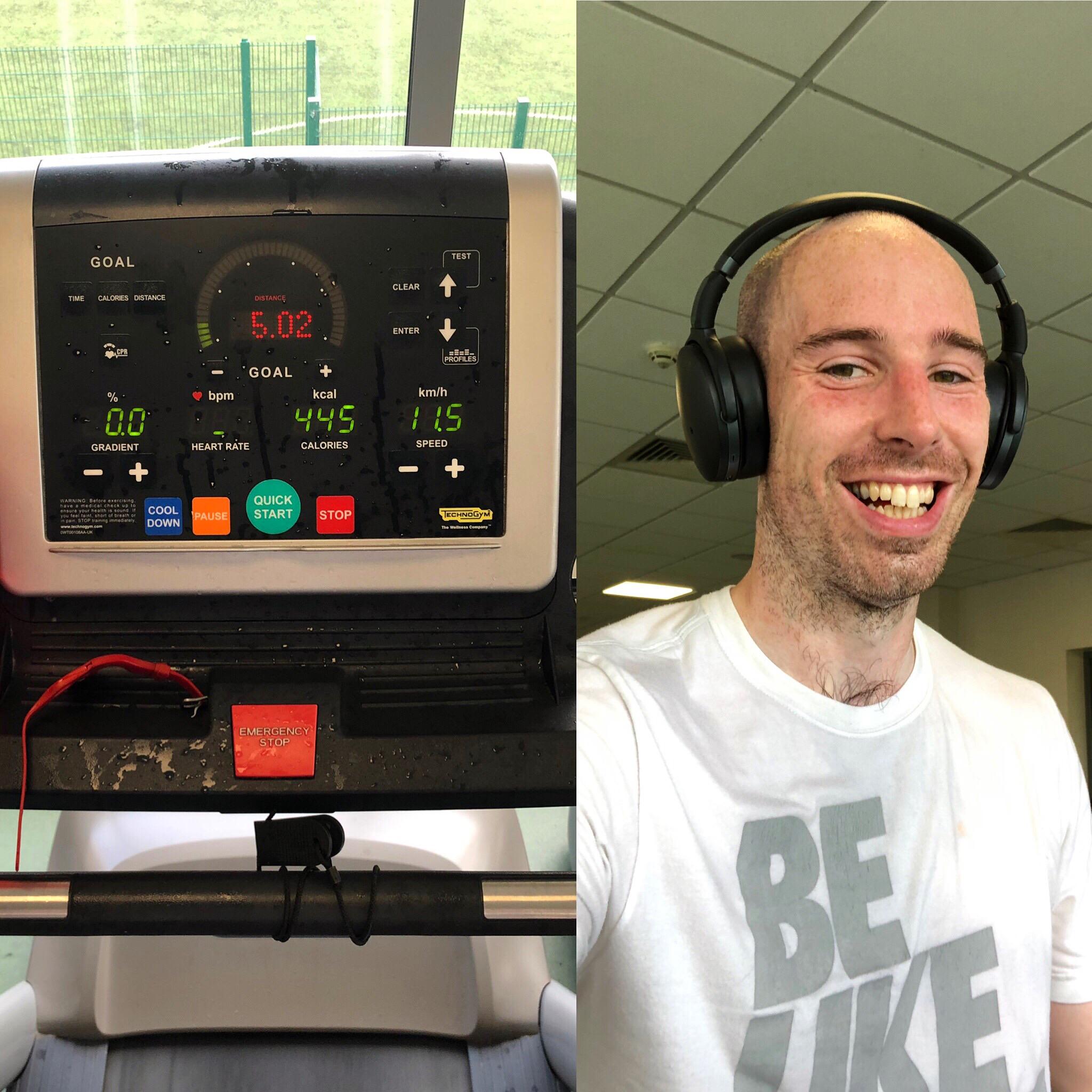 treadmill marathon speed hill training session jerry rice hillrun workout sweat indoor running