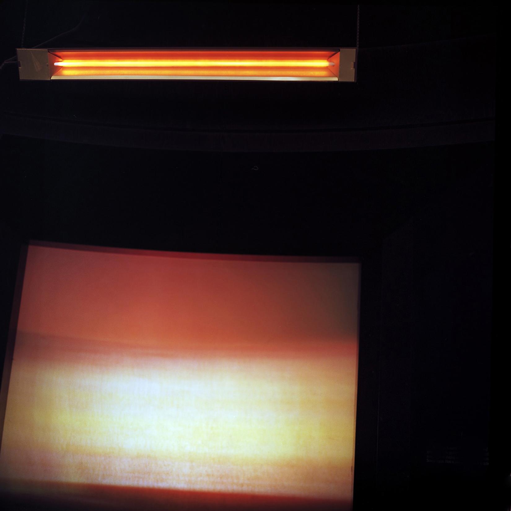 Volcano Footage, Heat Lamp