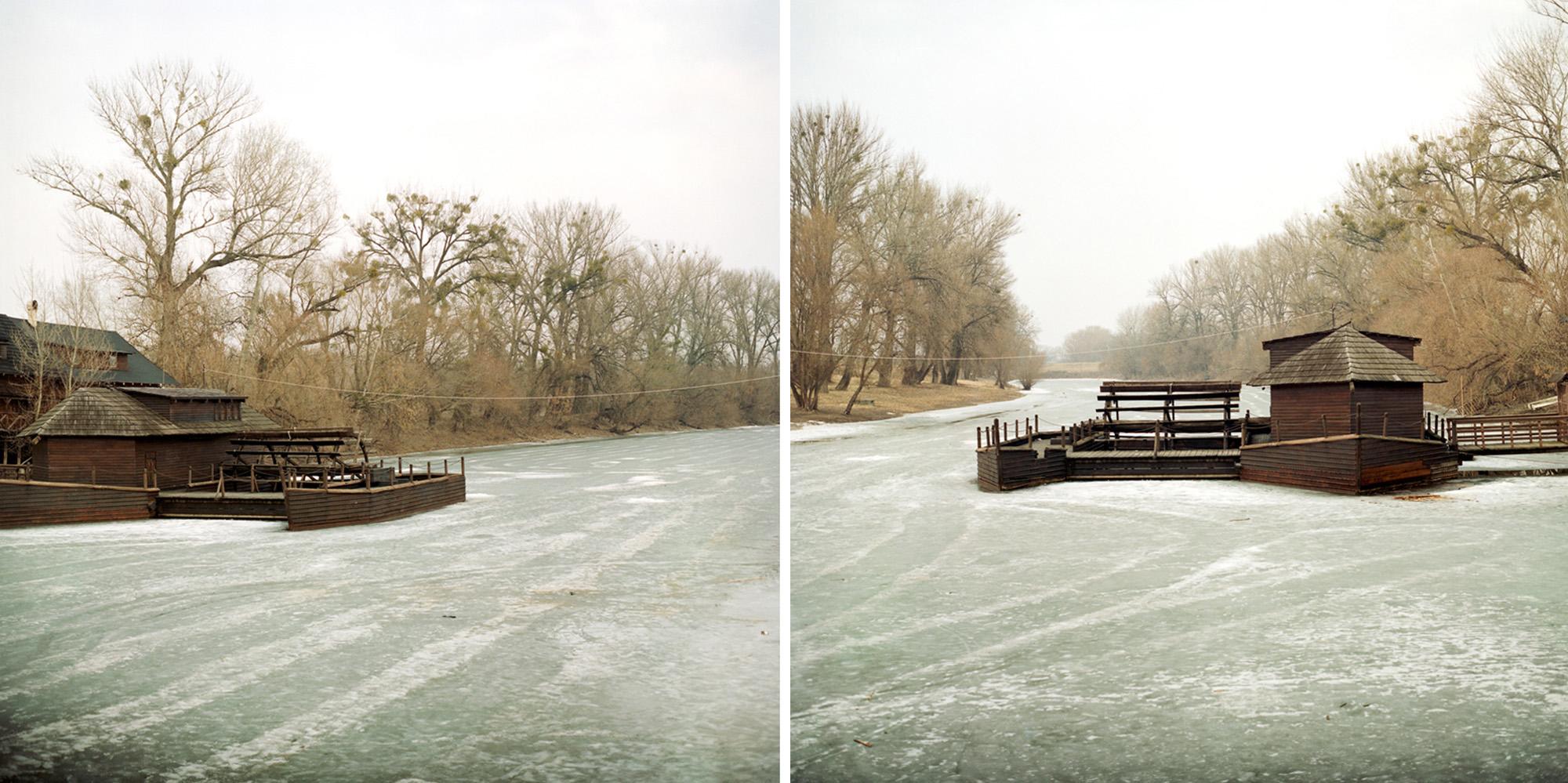 Saw Mill, Danube River