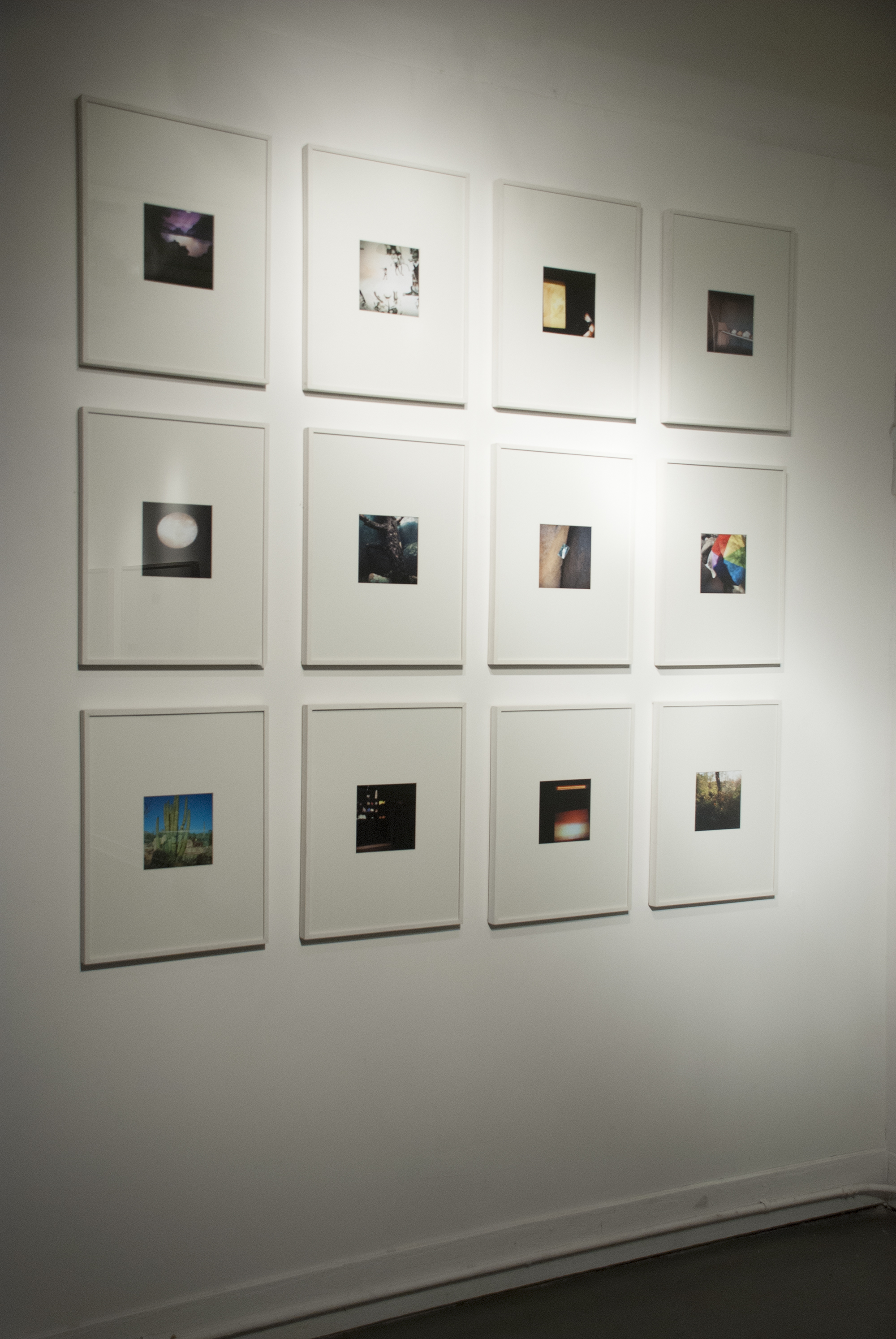Installation Detail,  Sky Islands , 5th on 6th Gallery