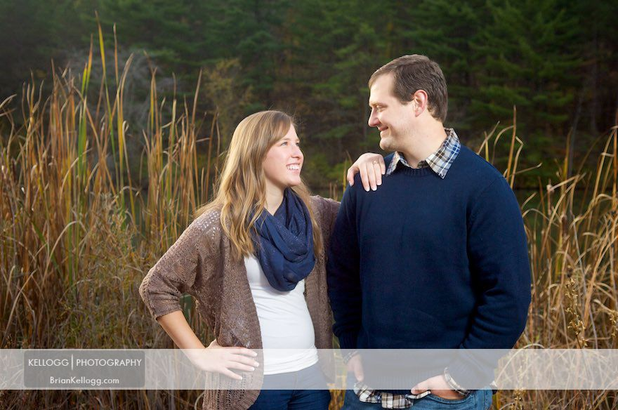 Athens Ohio Engagement Session