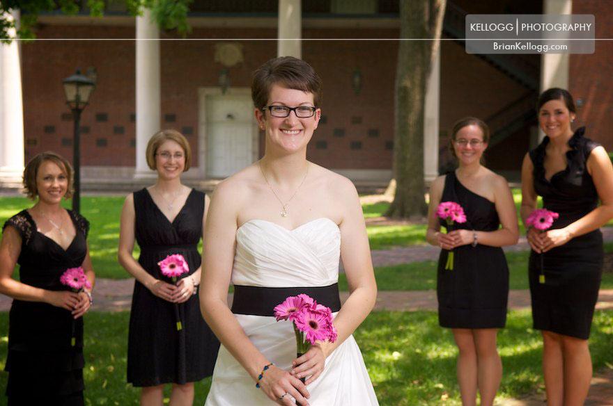 Athens Ohio wedding photos
