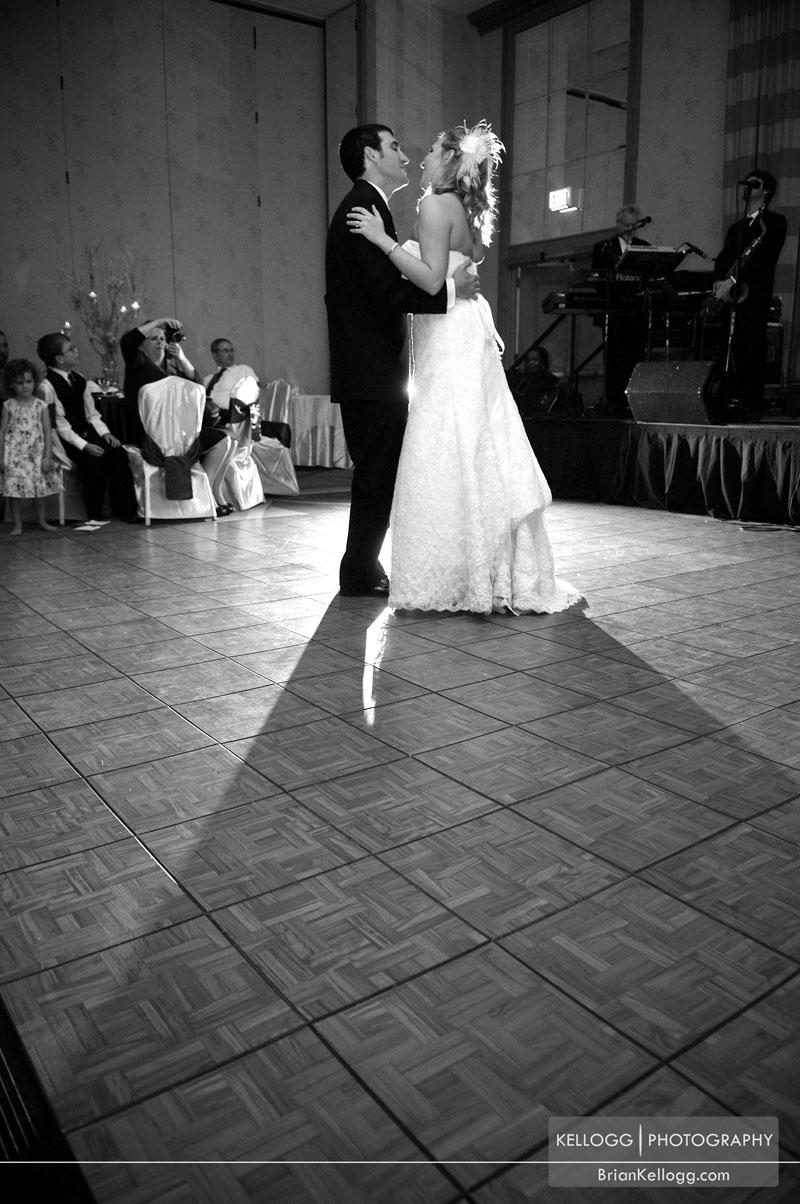 First Dance Columbus Ohio Wedding