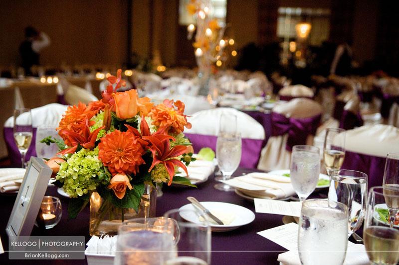 Renaissance Hotel Columbus Wedding
