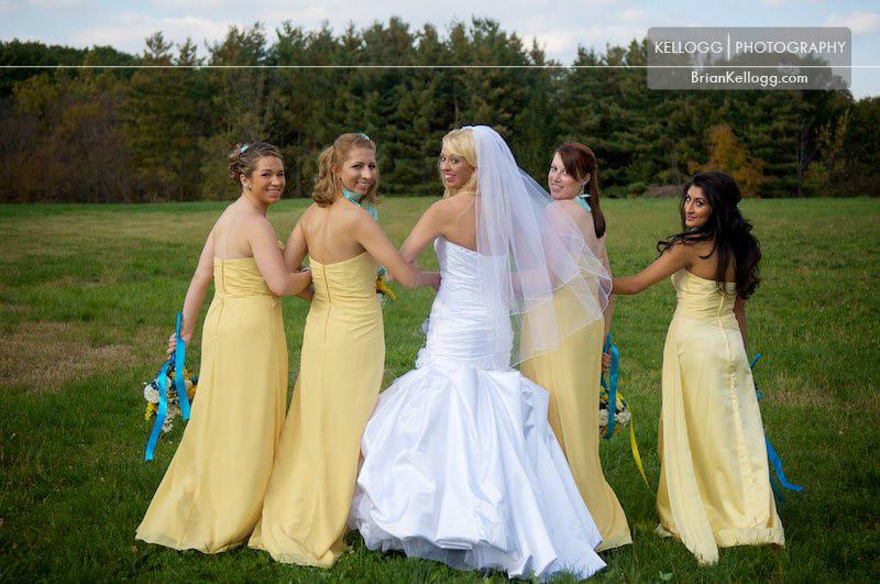 Little Turtle Golf Club Wedding
