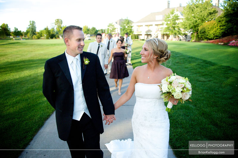 Heritage Golf Club Wedding