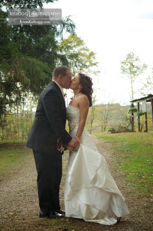 Athens Ohio Hilltop Wedding
