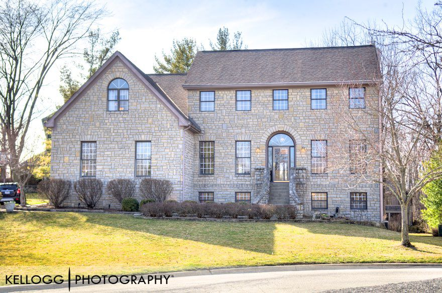 Dublin, Ohio Real Estate Photography