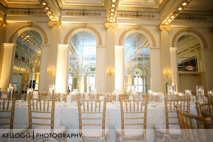 The Westin Columbus Ohio Wedding