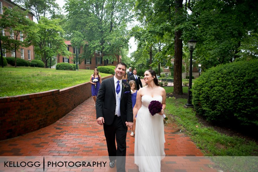 College Green Wedding