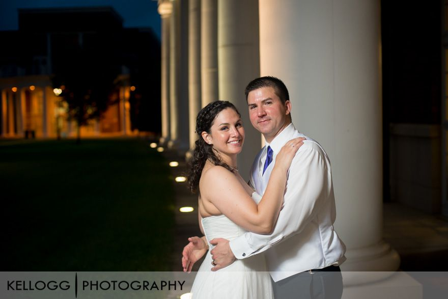 walter hall ohio university wedding