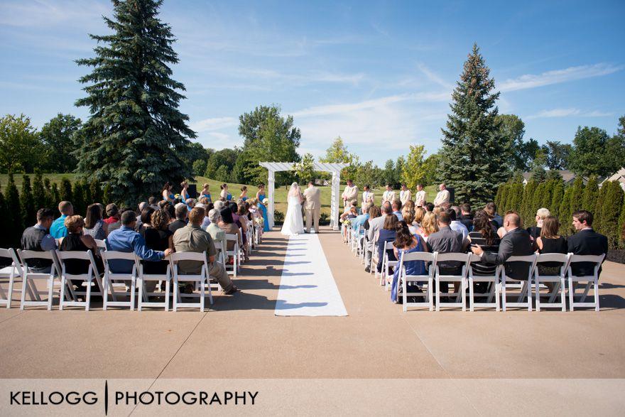 Heritage Golf Club Wedding Ceremony