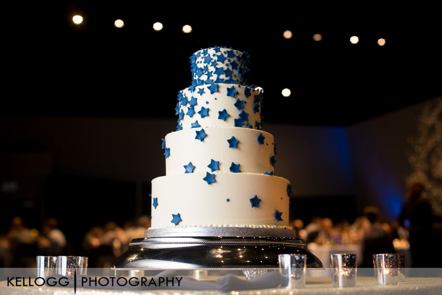 COSI Wedding Cake