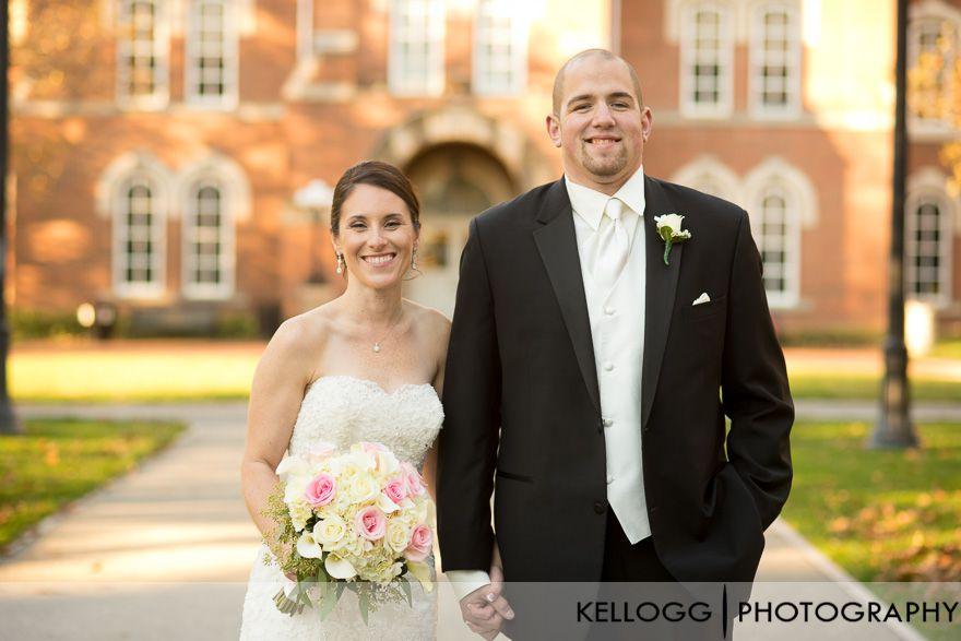The Oval Wedding Photos