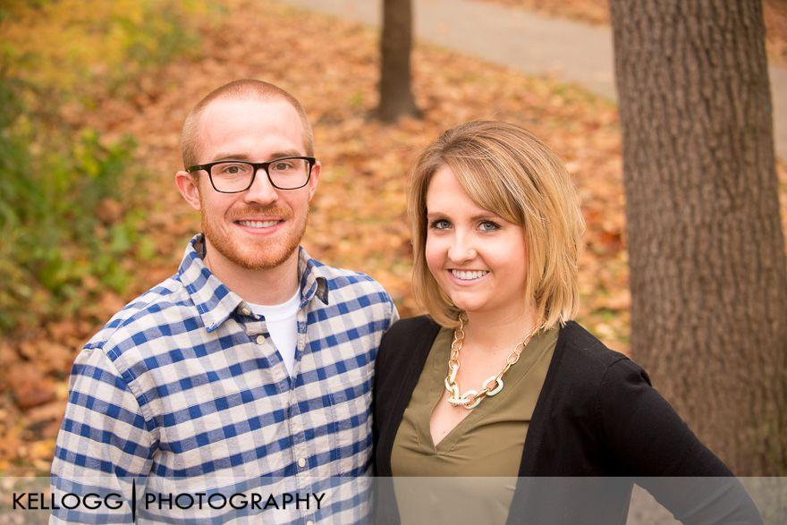 Creekside Gahanna Engagement Photos