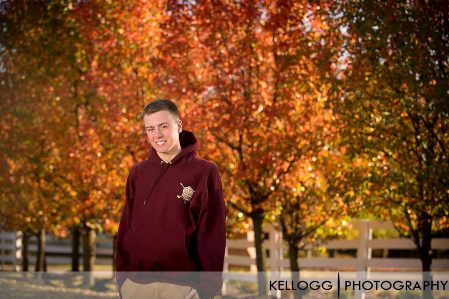 New Albany Senior Portraits