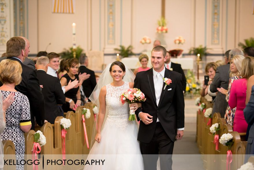 Zanesville Ohio Wedding church