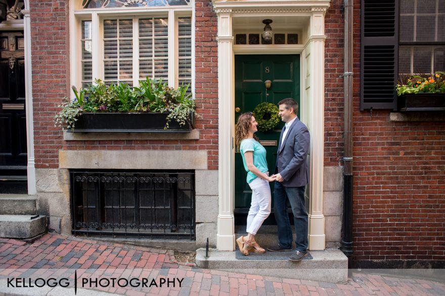Acorn Street Engagement