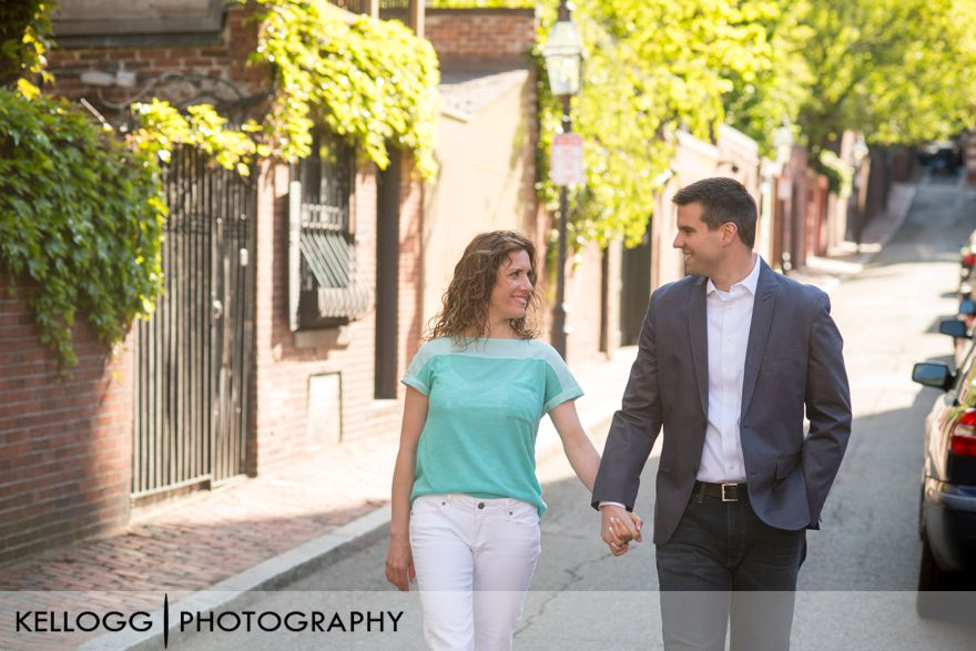 Boston Engagement