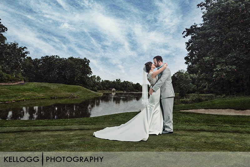 Virtues Golf Club Wedding
