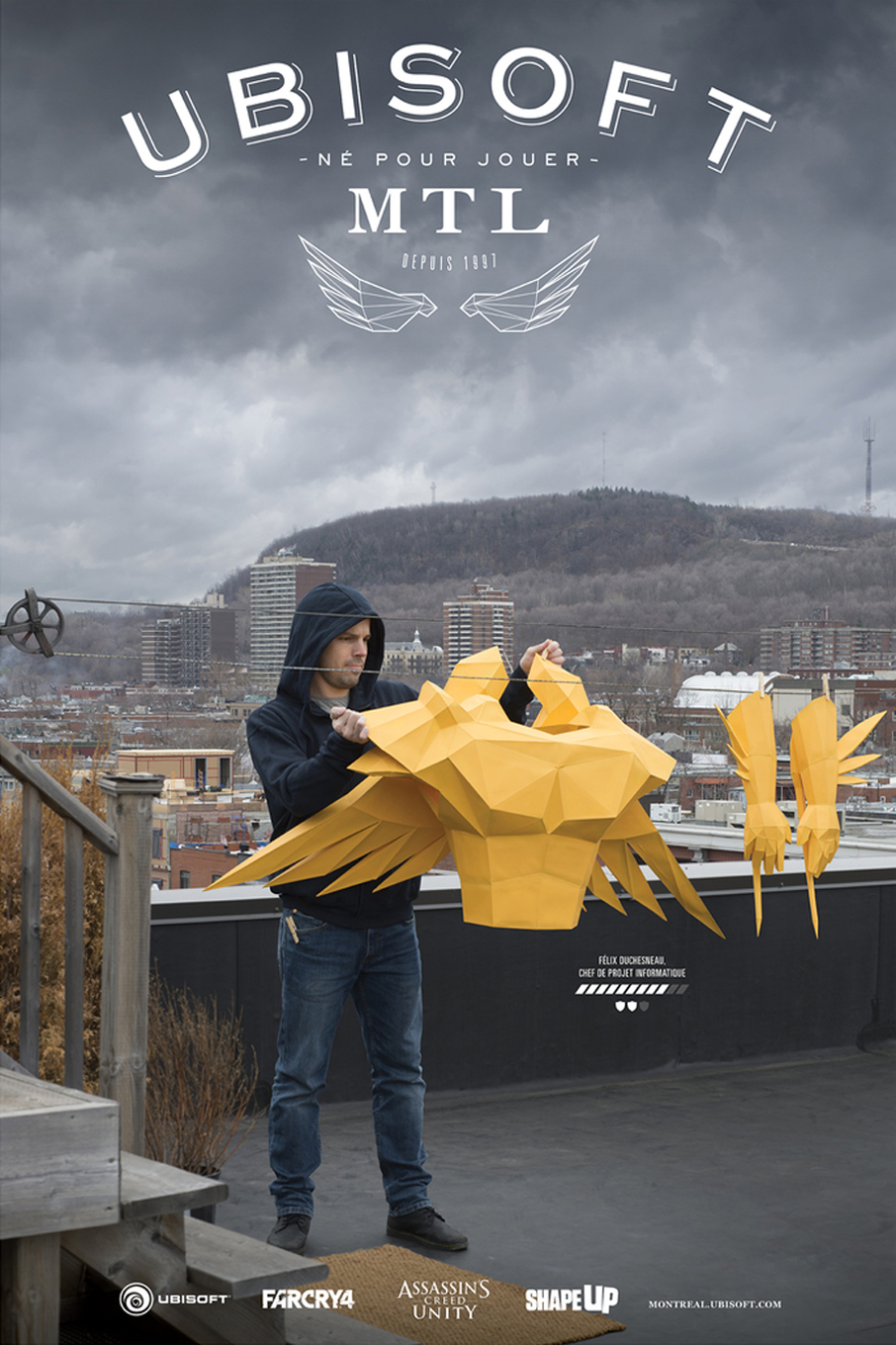 jll photographie campagne ubisoft montreal ne pour jouer bye bye bambi