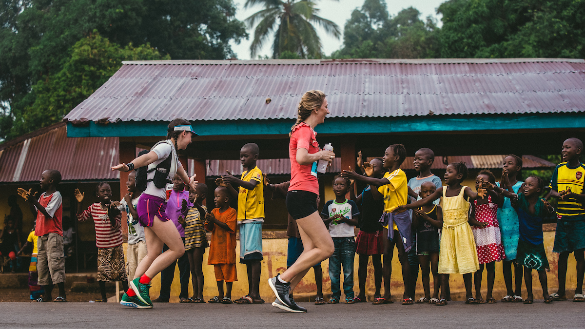 Take on the ultimate Sierra Leone Marathon with charity Street Child.
