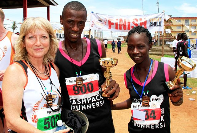 Thowback to our 2017 Sierra Leone Marathon and our incredible winners, finishers and volunteers! As we're coming up to the ninth edition of the Sierra Leone Marathon, we love looking back at memories of previous events, the fantastic people that make it happen, all the heroic runners who cross the finish line and the life changing impact that the run has for local communities and children's opportunity to go to school.  #runforStreetChild #runforcharity #runforacause #SierraLeoneMarathon #SLM #Africa #runninginafrica #adventuremarathon #marathon #runforcharity #runtoinspire #worldrunners #marathontours #runcation #trailrunning #runafrica #runspiration #marathonafrica #charity #charityfundraising #charitymarathon #charitychallenge #africaadventures #marathontours #ukrunchat #runchat #igrunners #adventure #instarunners #travel