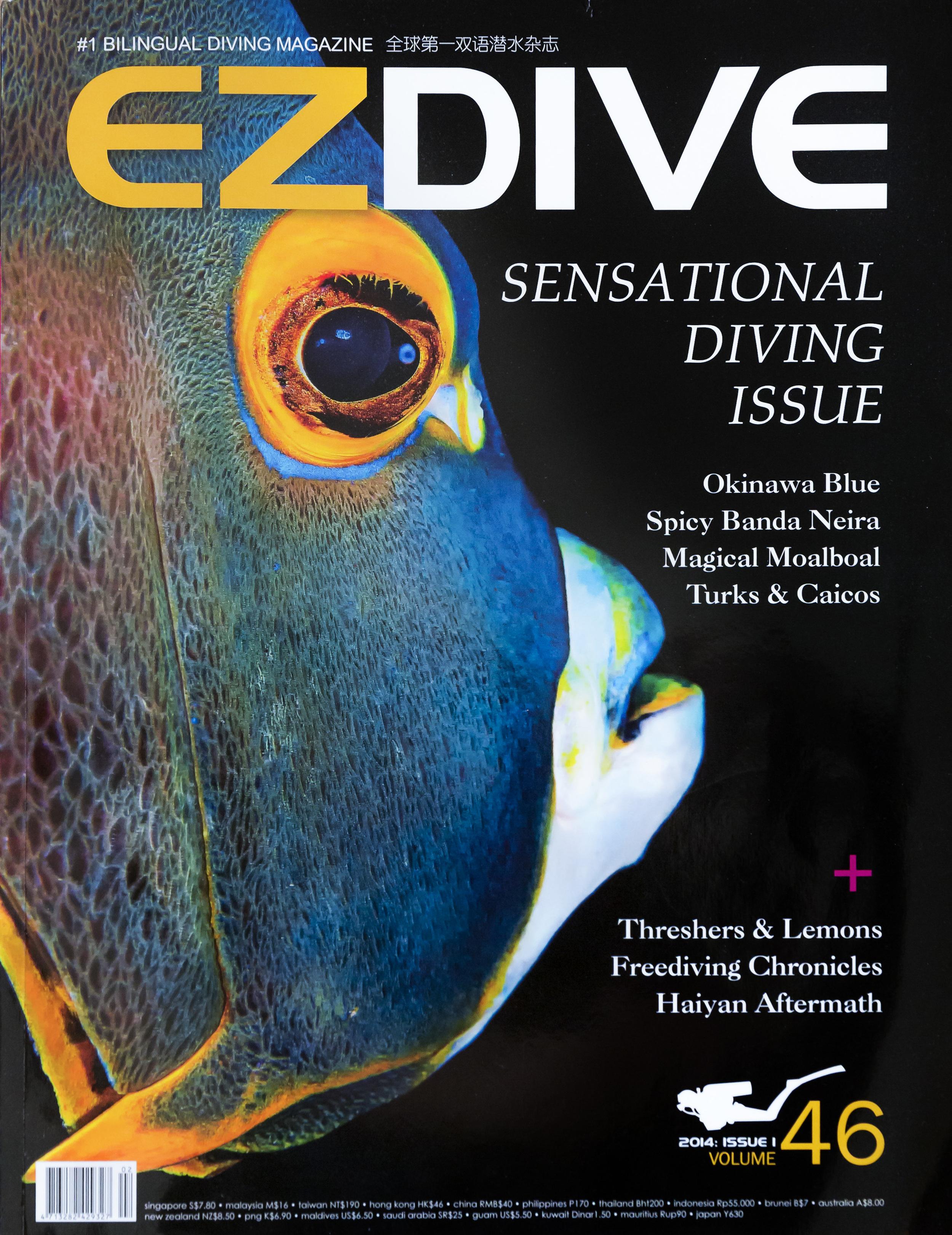EZ Dive Cover Shot