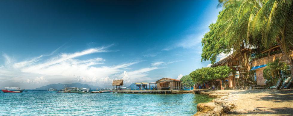 Asia Divers ~ El Galleon Resort