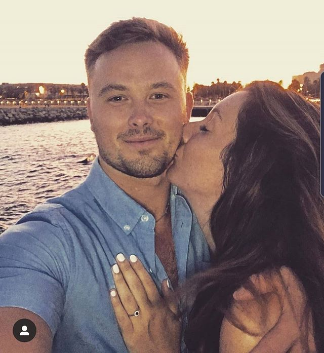 Our amazing coach Jack has only gone and bagged himself a Fiancee!!! .. .. Congratulations @lejack21 and @charspill on your engagement in sunny Barcelona! We are all thrilled for you both! .. .. Love all the team and members at The Strong Programme! .. .. #coach #personaltraining #personaltrainer #bedford #bedfordshire #clients #members #love #engagement #ring #gettingmarried #bestwishes #gym #exercise #health #nutrition #eatwell