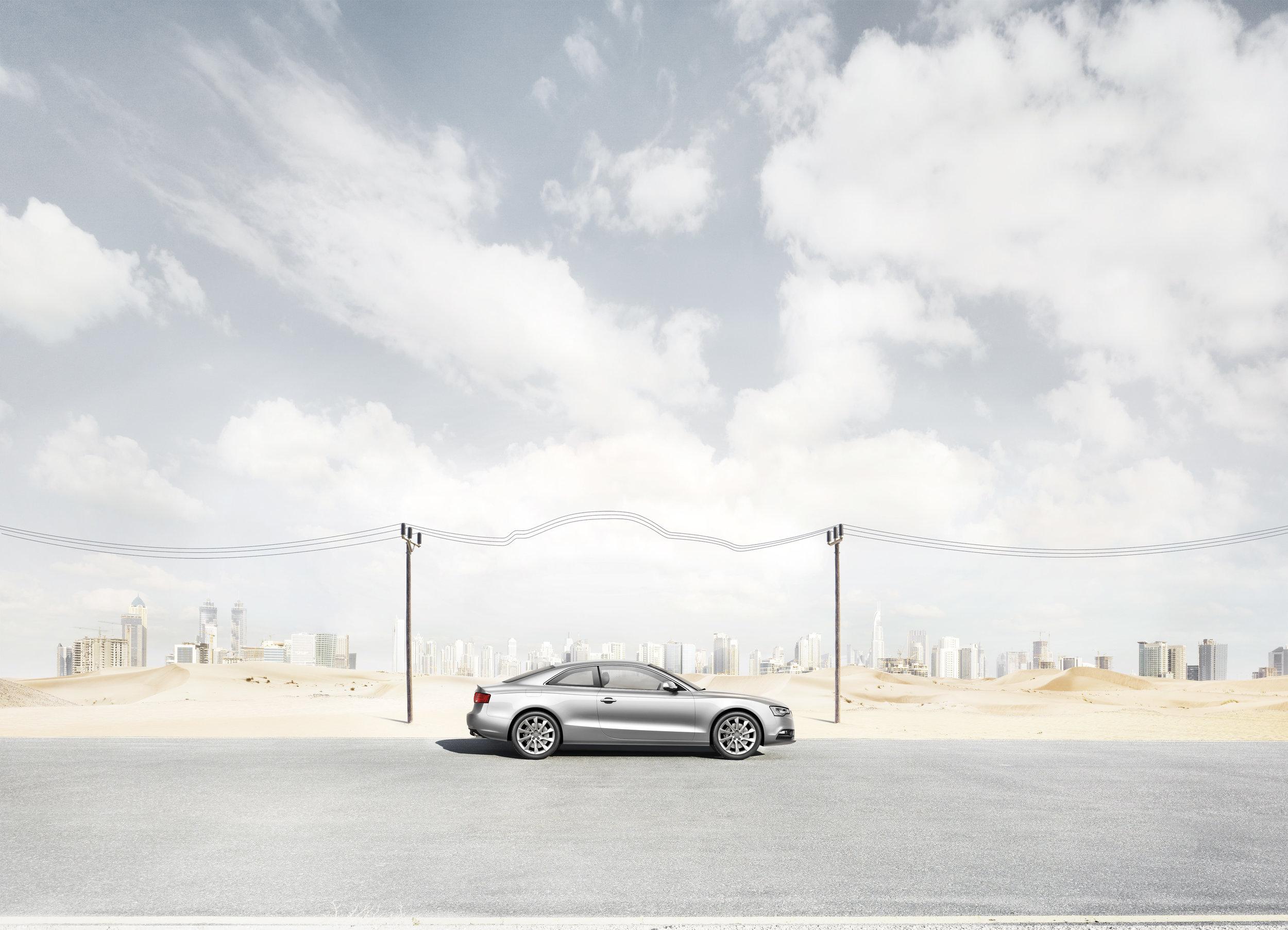 Audi   Agency - Tonic  Photographer -  Steffen Schragle