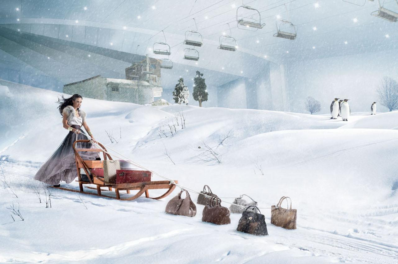 Mall of the Emirates   Agency - Saatchi & Saatchi  Photographer - Various
