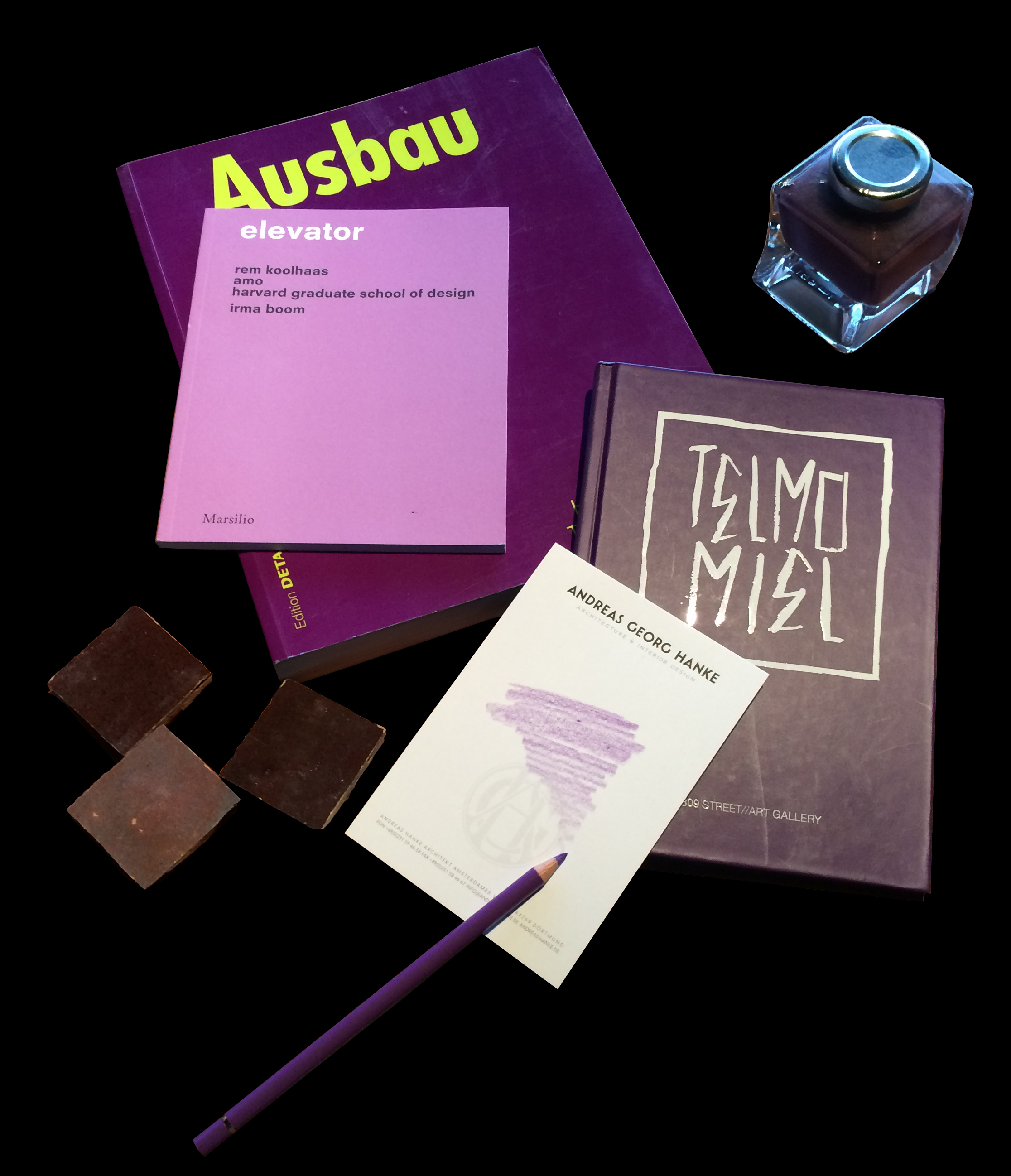 Color of the month - February - Violet