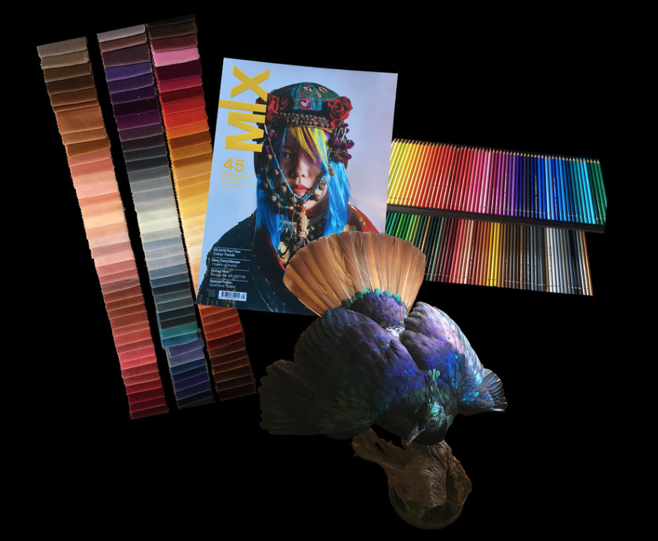 Color of the month - November - Colorful